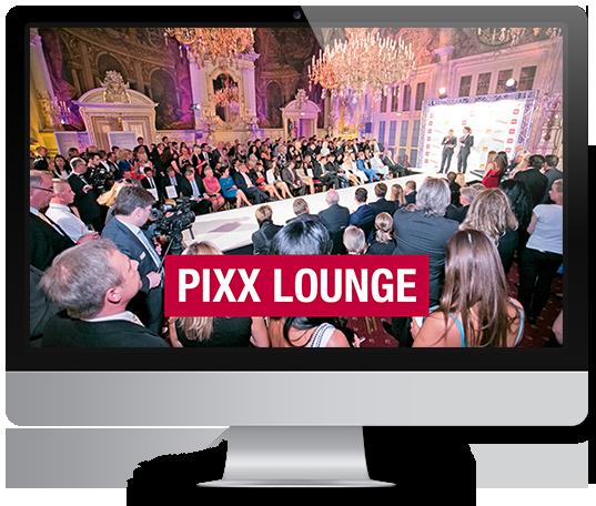 Event Partner, PIXX Lounge, Networking, B2B