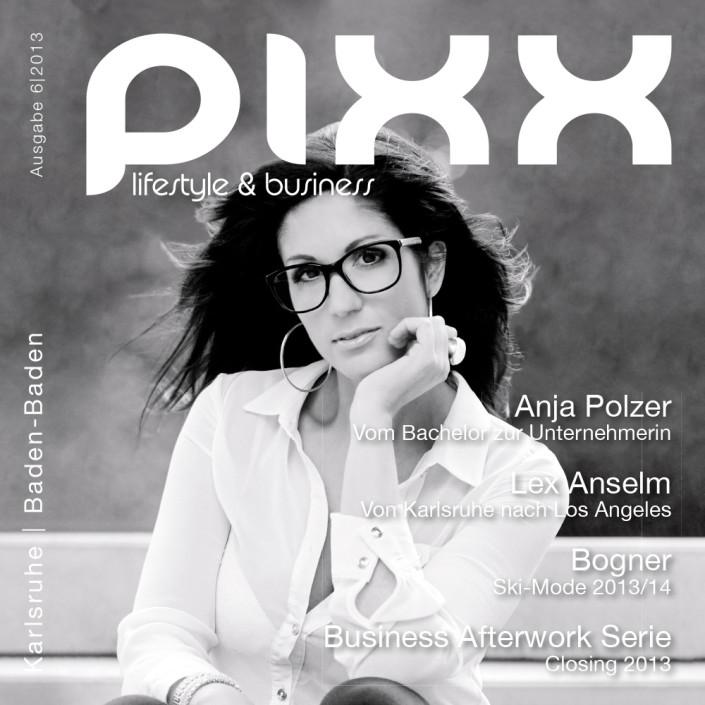 PIXX Magazin 6/13 Seite 1