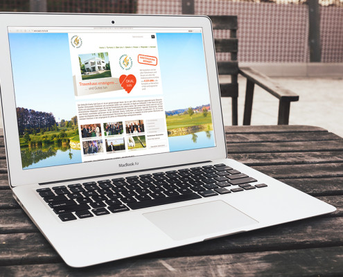 Website-Gestaltung