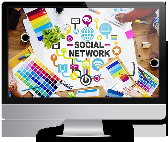 Erstellung & Pflege von Social Media Profilen