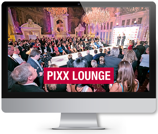 Event Partner, PIXX Lounge, Networking, B2B