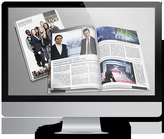 Magazine & Kataloge komplette Abwicklung - PIXX Agentur